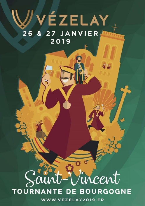 saint-vincent tournante 2019